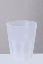 verre mojito en plastique