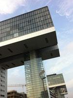 Köln-Rheinauhafen-Bürogebäude