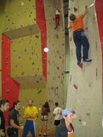 Schwerpunkt Klettern