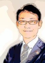 酒井尚土弁護士の写真