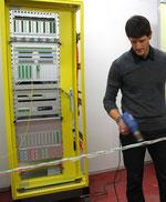 LWL Ausbildung - Verarbeiten Rack Komponenten