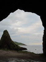 Red Caves, Cushendall