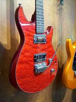 E-Gitarre auf der Musikmesse FFM 2012