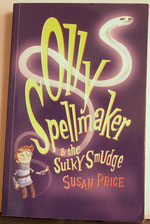 Olly Spellmaker and the Sulky Smudge