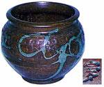 多一郎窯カメ(宝タ印)