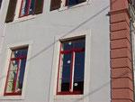 Remplacement de l'ensemble des fenêtres de la mairie – Septembre 2011