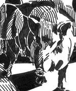 ---Les Sangliers verts