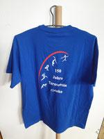 T-Shirt Rückansicht
