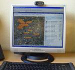 Satelitenkarte