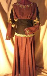Fränkisches Kleid um 900