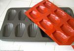 madeleines tin
