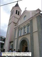 Ratna razaranja su završila i danas se u srcu župe uzdiže lijepa obnovljena crkva
