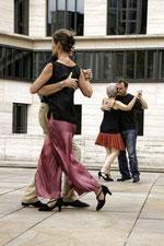 Tango-Tanzen