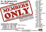 "Kunstmesse ""Members only"""