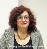 """im Hintergrund meine Fotografik """"Menschen oder was?"""" zum Thema 4U in Vienna"""