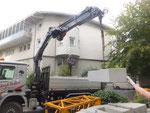 Fassaden- und Balkonsanierung bzw. Aufzugaufstockung, Sillgasse