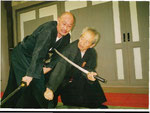 Yabunaga Shihan + Hatsumi Sôke
