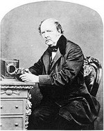 Henry Fox Talbot, by John Moffat, 1864