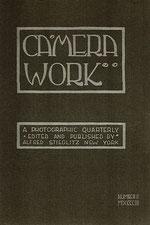La copertina del numero 2 di Camera Work