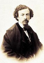 Autoritratto di Gustave Le Gray