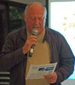 Yves Barthois, délégué départemental CPNT, ancien sous-marinier à Salernes