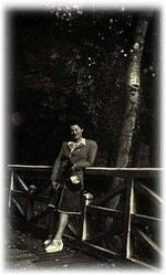 Catherine Paysan jeune femme