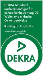 Das DEKRA-Zertifikat des Immobiliensachverständigen