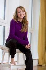 Mainzer Pilates Trainer Nina Stienen