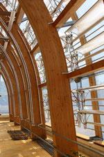 nachhaltige Baukonstruktion