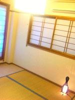 落ち着く空間【和室】