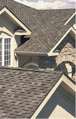 Certainteed composite roofing