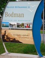 Willkommen in Bodman am Bodensee