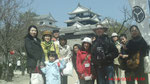 Honmaru-hiroba at Matsuyama Castle