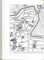 Plan von Hildesheim(1769)