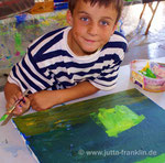 Kurse für Kinder mit Jutta Franklin