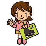 ピアノ・リトミック・ソルフェージュの出張レッスン