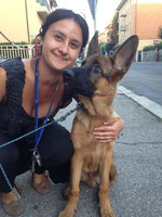 Ilaria & Pepe - Passion for Dogs