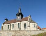 La chapelle Sainte-Marguerite à Bucy-le-Long