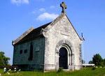 La chapelle Sainte-Berthe à Filain