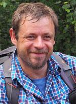 Uwe Stanke, Projektleiter Fünf-Flüsse-Radweg