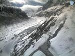 webcam mer de glace refuge du couvercle