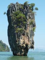 Das wohl am meisten fotografierte Motiv Thailands