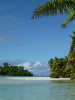 Aitutaki von seiner Schokoladenseite
