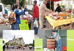 Foire aux pommes à Neuilly-Saint-Front