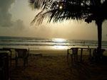 Strandleben in Goa