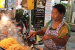 Streetfood an der Khao San Rd.