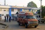 """""""unsere"""" Chevygarage in Jaipur"""