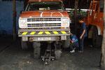 Chevy in Thaihänden