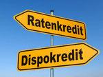 Kredit und Dispokredit