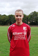 Juline Fries erzielte zwei Treffer